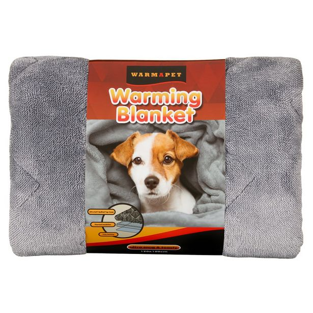 Couverture pour chiens offre à 19,99€