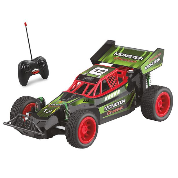 Monster buggy rc offre à 12,99€