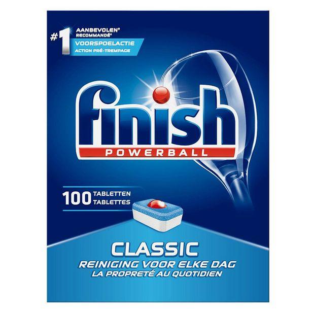 Tablettes lave-vaisselle x100 offre à 8,99€