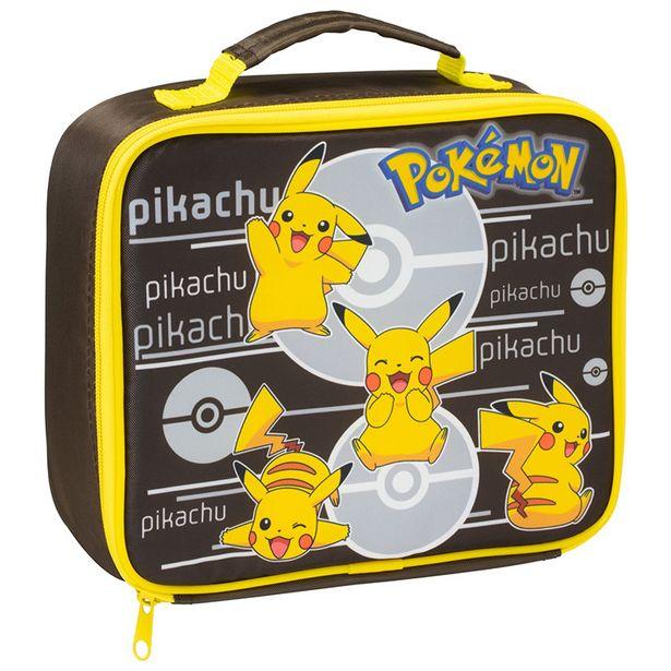 Lunch bag pokemon offre à 6,99€