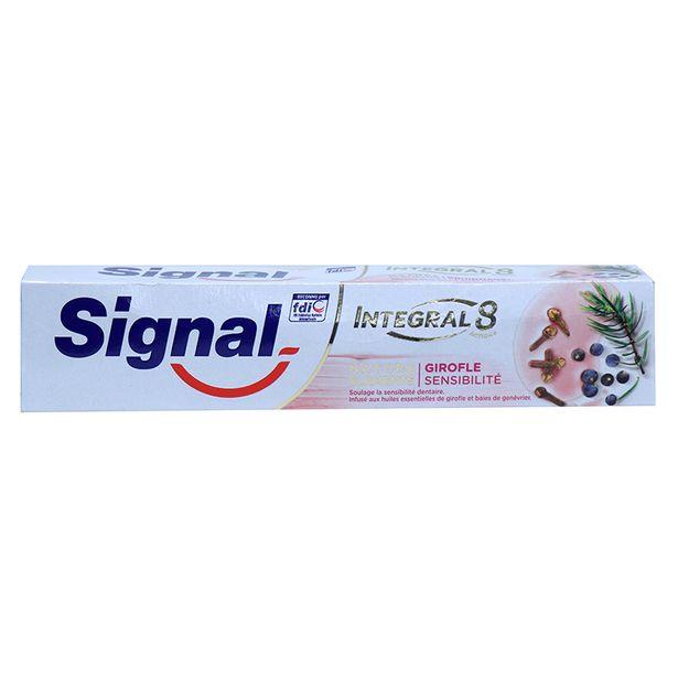 Dentifrice girofle sensibilite offre à 1,29€