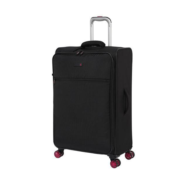 Valise souple noir 70cm offre à 44,99€