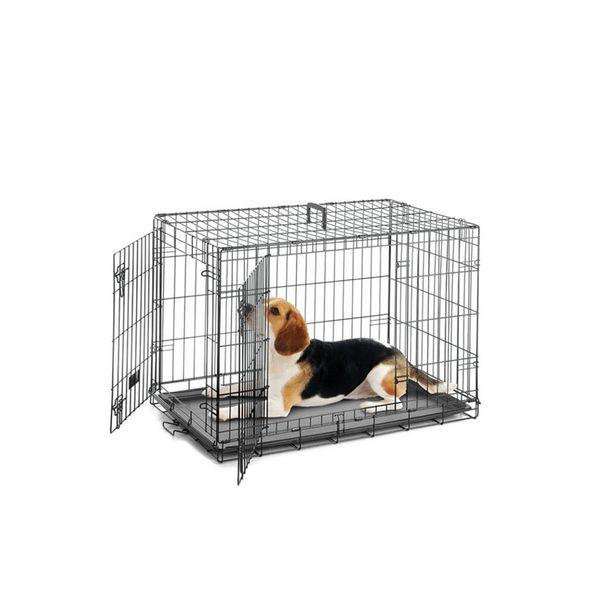 Cage de transport pour chiens offre à 29,99€