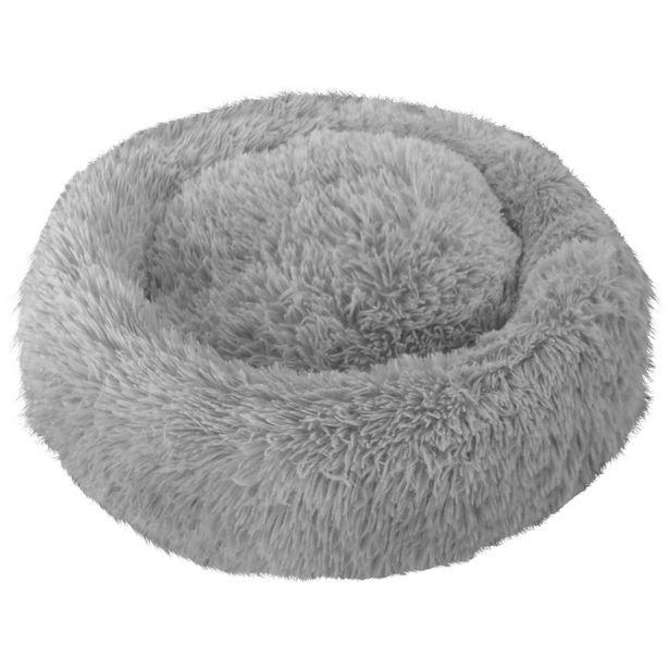 Corbeille grise pour chien offre à 14,99€