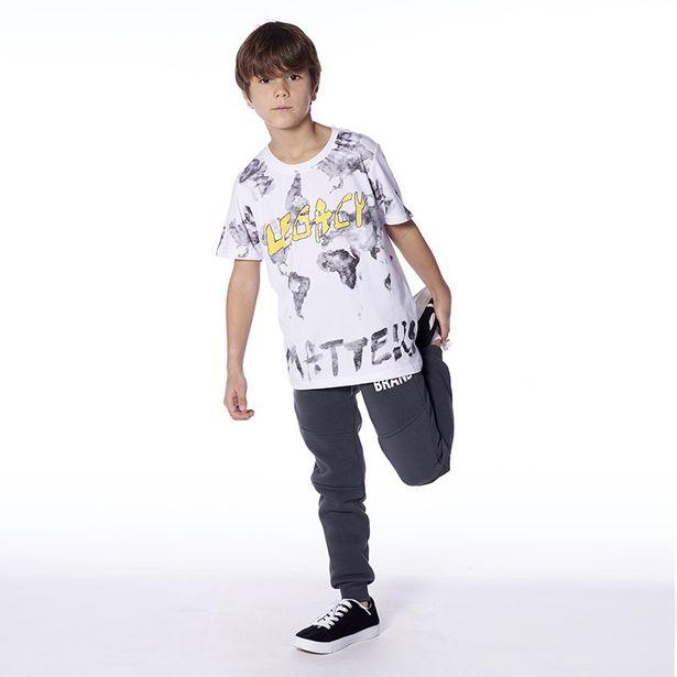 Tshirt blanc legacy offre à 3,49€