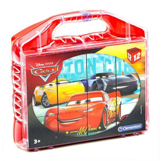 Puzzle cube cars 12pcs offre à 7,99€