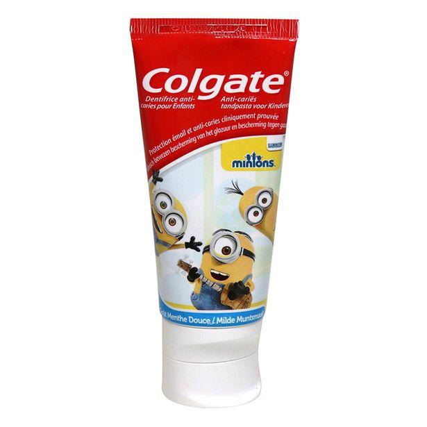 Dentifrice enfants offre à 1€