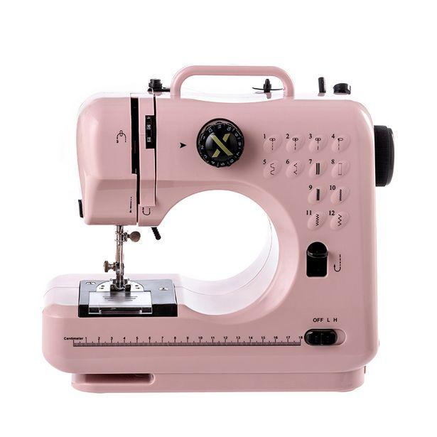 Machine a coudre rose offre à 49,99€