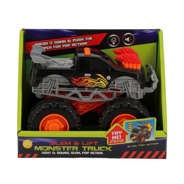 Monster truck offre à 7,99€
