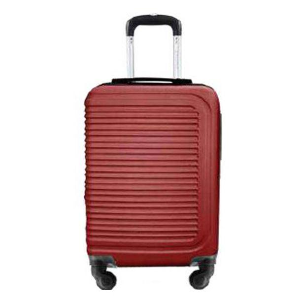 Valise cabine ttw abs bordeaux offre à 24,99€