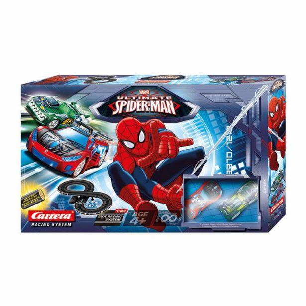 Circuit spiderman offre à 19,99€