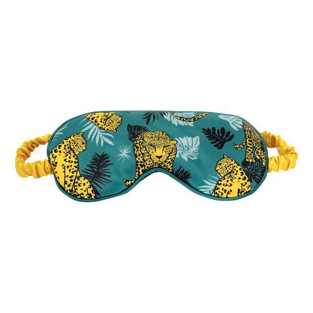 Masque de nuit léopard - masque de sommeil wild wishes offre à 6,99€