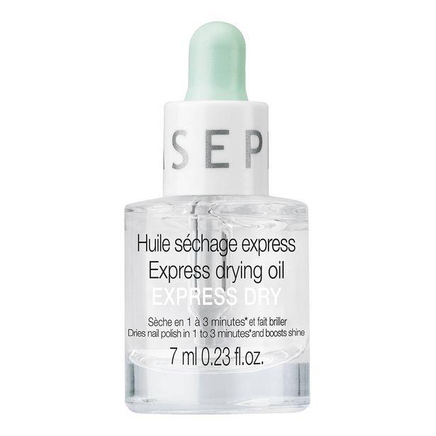 Express dry - huile séchage express offre à 8,99€
