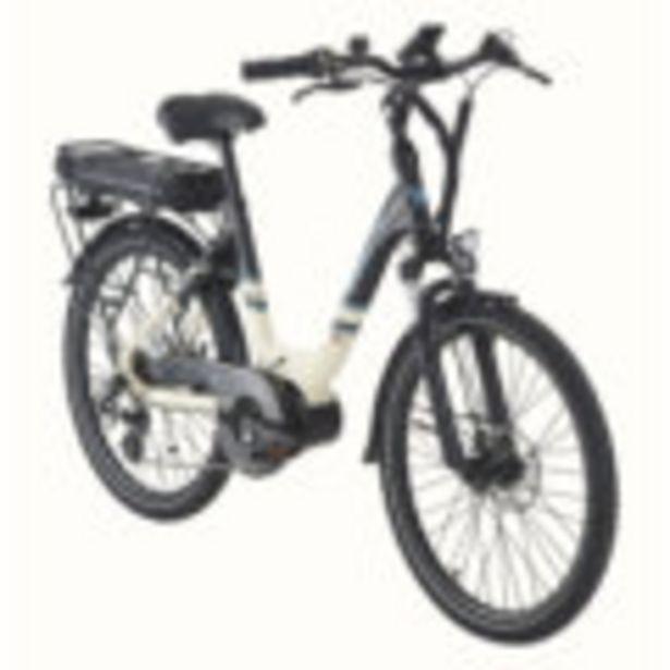 """Vélo de ville électrique WAYSCRAL Everyway E300 24"""" Noir offre à 1299€"""