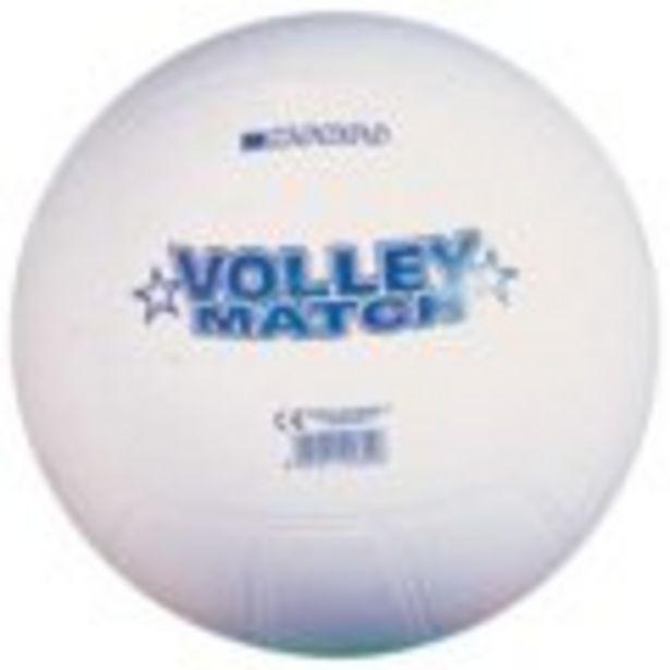 Ballon en plastique Volley match offre à 4,99€