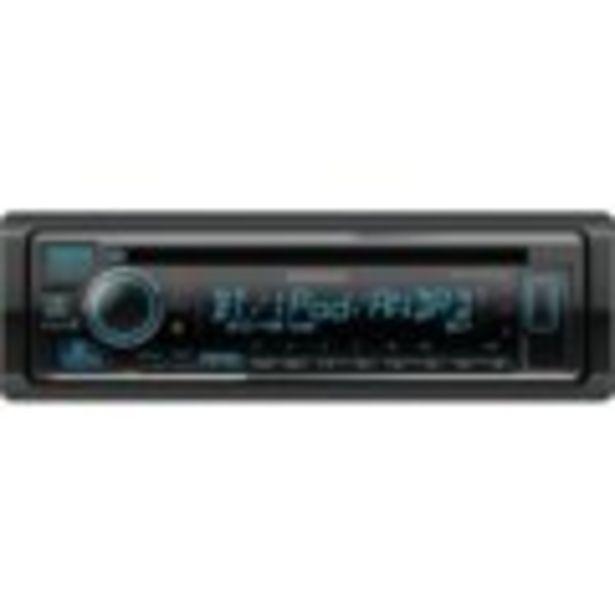 Autoradio KENWOOD KDC-BT530U offre à 109,95€