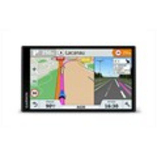 GPS GARMIN DriveSmart 61 Europe 15 pays offre à 149,95€