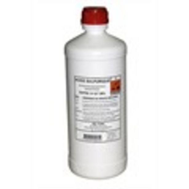Acide électrolyte 1 litre offre à 5,99€