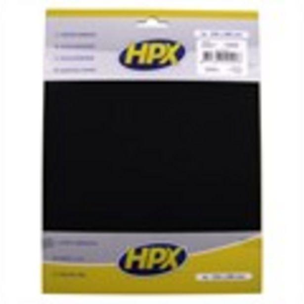 4 feuilles de papier abrasif à l'eau HPX P1000 offre à 4,49€