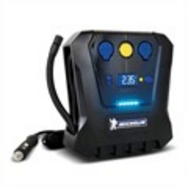 Mini compresseur digital programmable MICHELIN offre à 44,95€