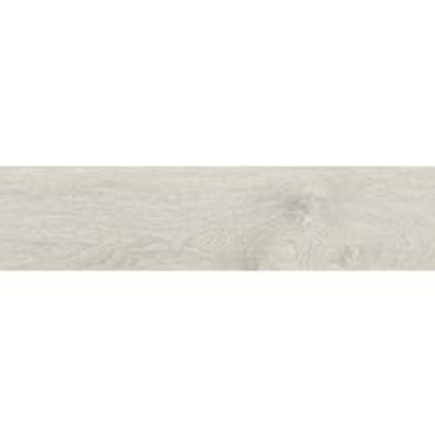 Sol stratifié décor Chêne grisé HOME offre à 12,72€