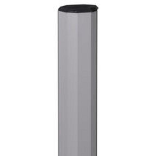 Pack poteau pour Clôture Composite offre à 63,12€
