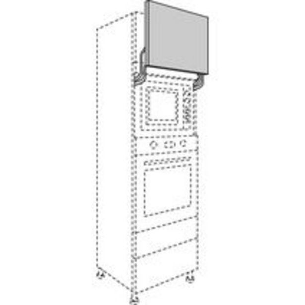 Habillage micro-ondes pour colonne four offre à 77,06€