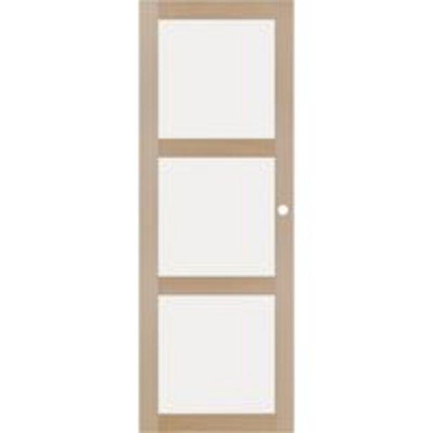 Porte coulissante Atria vitrée offre à 161,91€