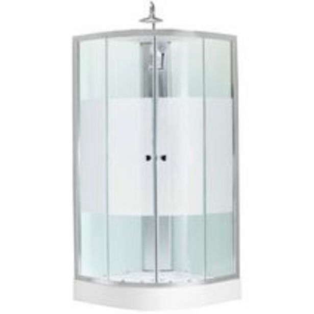 Cabine de douche intégrale DOUVE offre à 249,9€