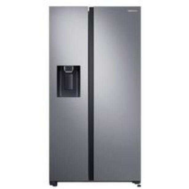 Réfrigérateur congélateur SAMSUNG 617L L.91,2 cm offre à 1299€