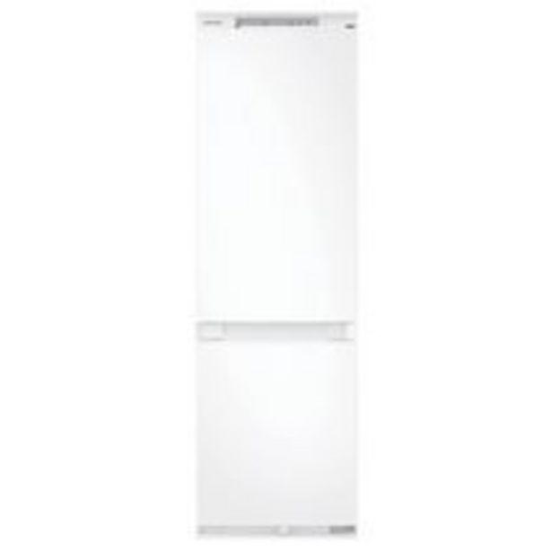 Réfrigérateur congélateur intégrable SAMSUNG 267L H.178 cm offre à 849€