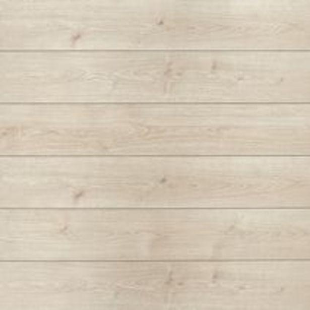 Sol stratifié décor Chêne blanchi FACTORY chêne … offre à 12,72€
