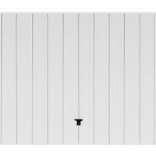Porte de garage Noviso basculante isolante manue… offre à 1105€