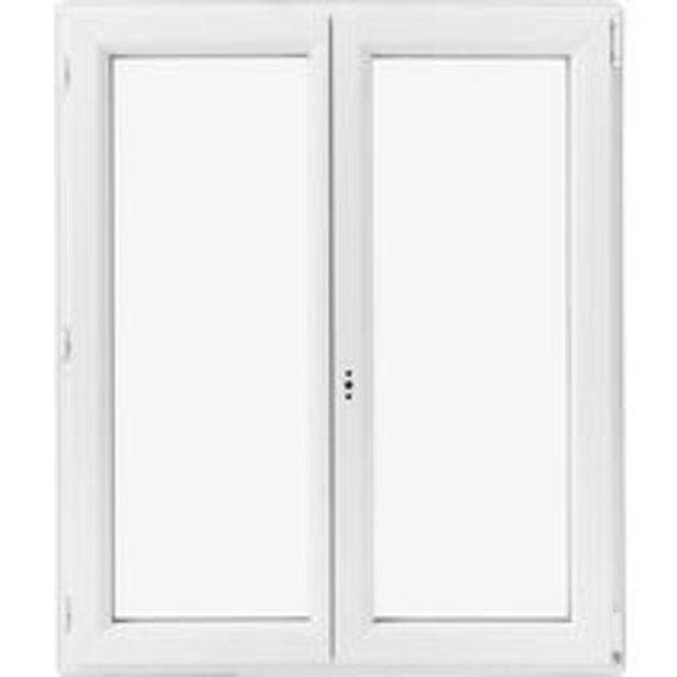 Fenêtre oscillo-battante 2 vantaux PRIA offre à 134€