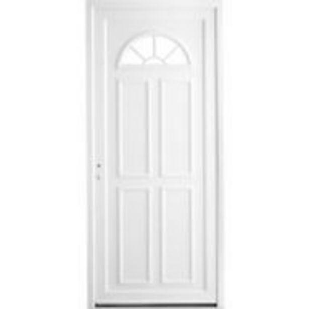 Porte d'entrée Dinan PVC offre à 449,1€