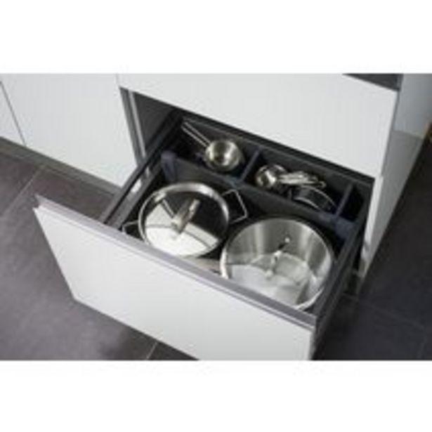 Séparateur tiroir cuisine offre à 14,52€