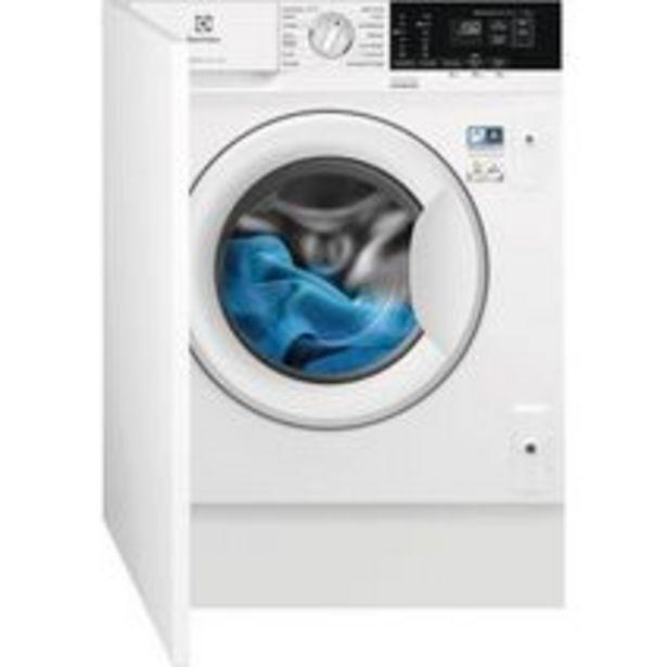 Lave-linge full intégrable ELECTROLUX offre à 792,1€