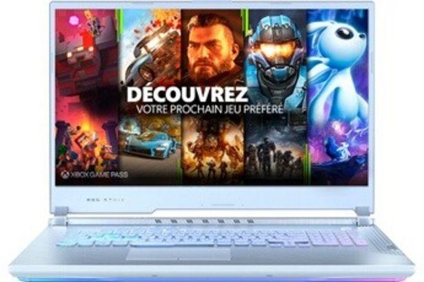 PC portable STRIX G17 G712LU-H7023T Asus offre à 1479,99€