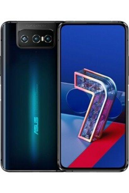 Smartphone ASUS Zenfone 7 Pro 256Go Noir + Ecouteurs Bluetooth SPORTY Asus offre à 599€