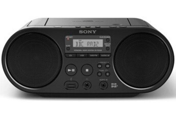 Radio ZSPS55B.CED Sony offre à 99,99€