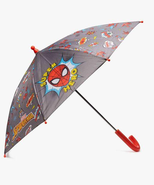 Parapluie garçon imprimé multicolore - Spiderman offre à 7,99€
