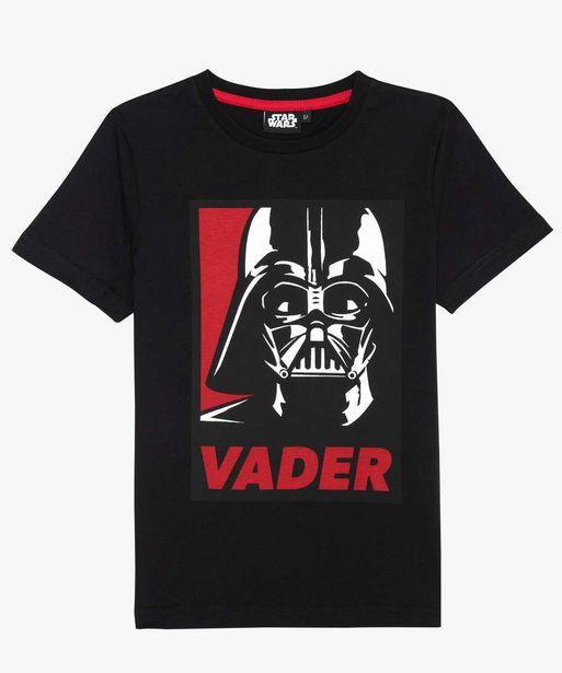Tee-shirt garçon avec motif réfléchissant – Star Wars offre à 6,49€