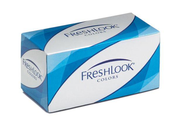 Freshlook Colors Gris offre à 15,9€
