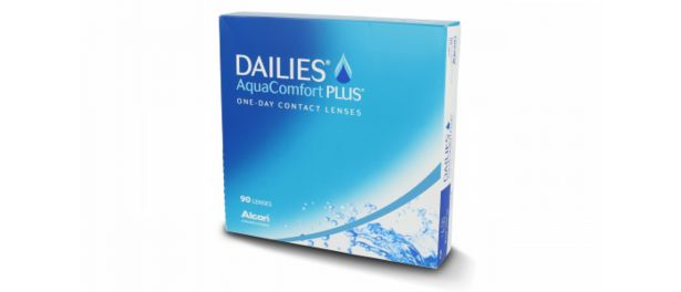 Dailies Aqua comfort Plus x90 offre à 37,75€