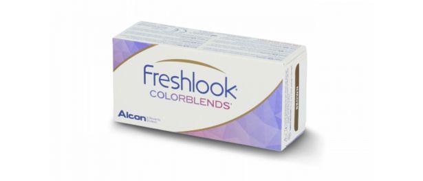 Freshlook Colorblends Cannelle - 2 lentilles offre à 14,3€