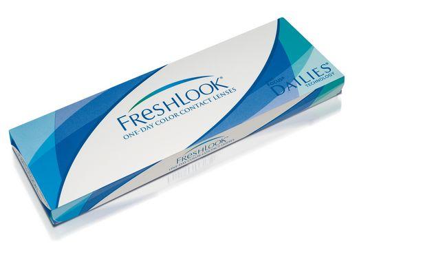 Freshlook 1 Day  Vert amande offre à 11,9€