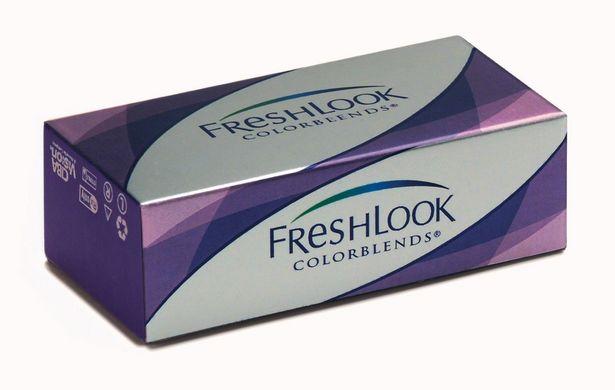 Freshlook Colorblends Bleu brillant offre à 15,9€