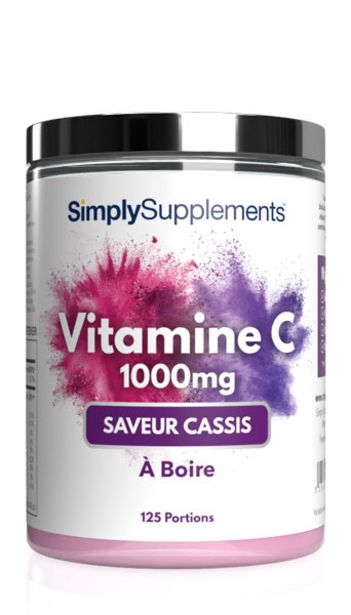 Vitamin-c-1000mg-a-boire offre à 11,74€