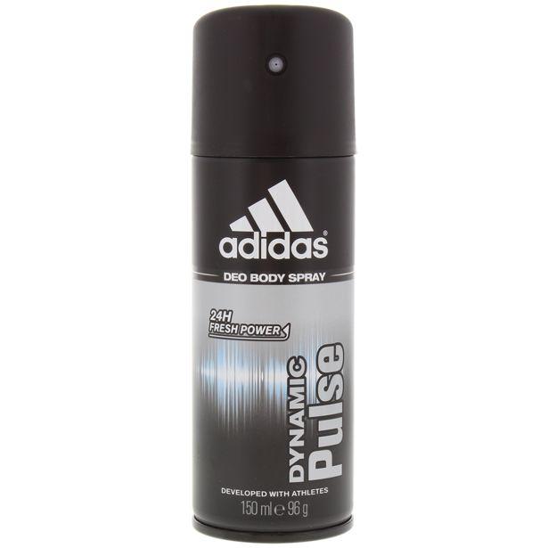Spray corporel Adidas Dynamic Pulse offre à 1,49€