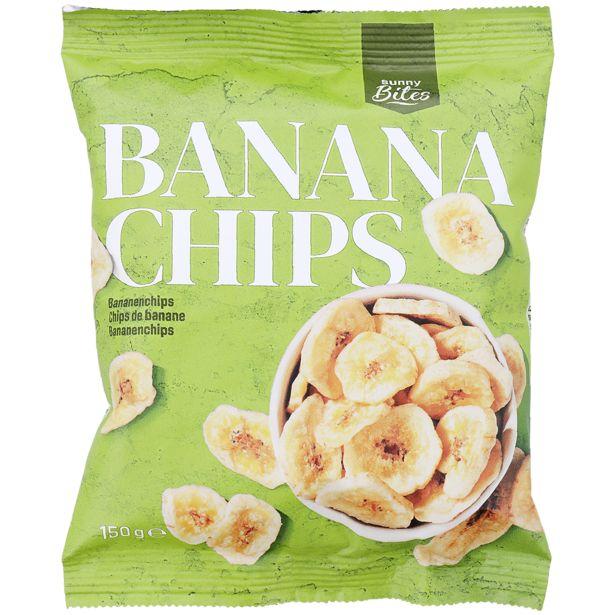 Sunny Bites chips de bananes offre à 0,99€